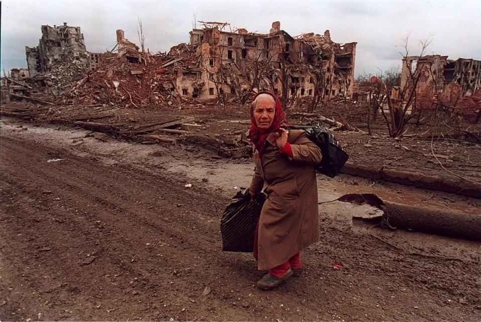 К 21 января Грозный был полностью зачищен.