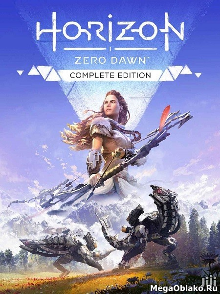 Horizon Zero Dawn: Complete Edition [v 1.05 + DLCs] (2020/RUS/ENG/MULTi20/Full/RePack by xatab)