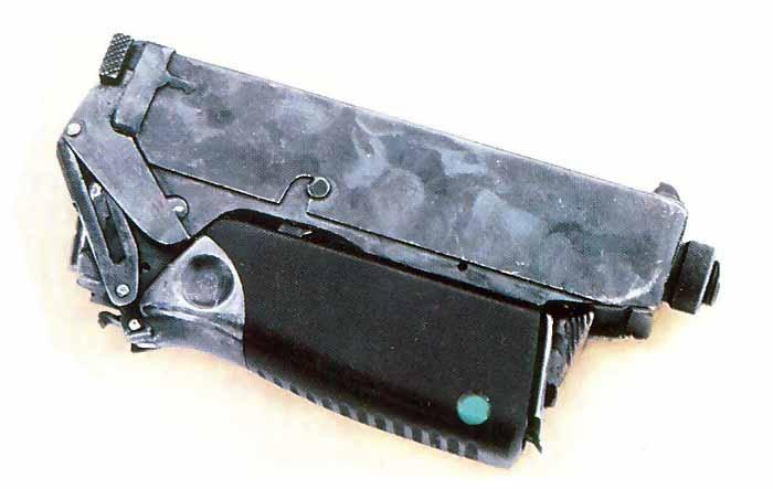 Штурмовой пистолет «Гном», Украина, изображение №3