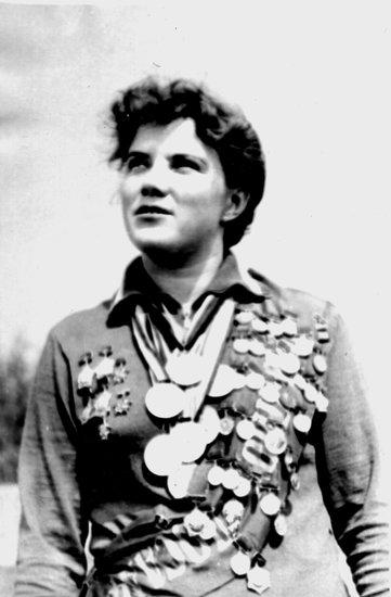 Татьяна Воинова.
