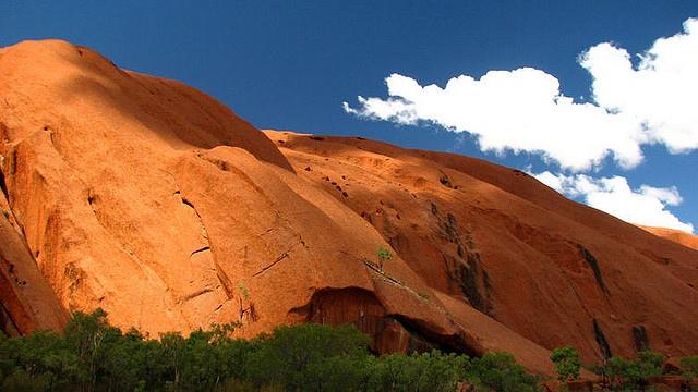 Гора Айрес, Австралия. Священное место аборигенов., изображение №2