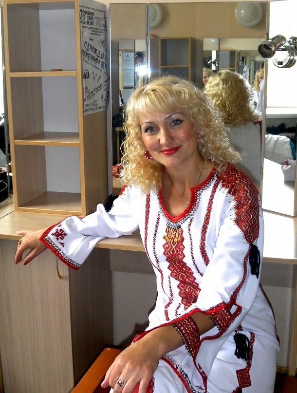 Елена Воронина: «Лисян келей паксяв, вайгелем таргаса…»