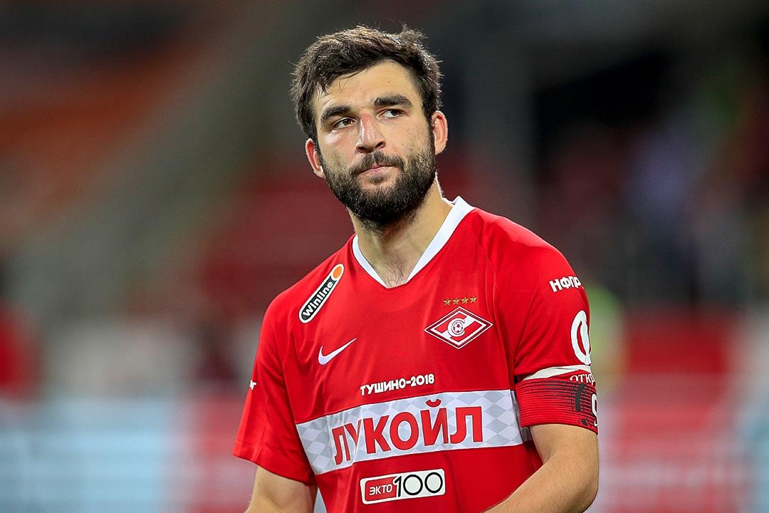 Георгий Джикия: Игра с «Зенитом» даст шанс реабилитироваться перед болельщиками