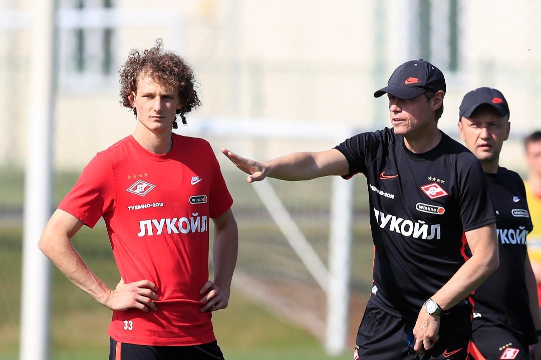 Алекс Крал и Олег Кононов