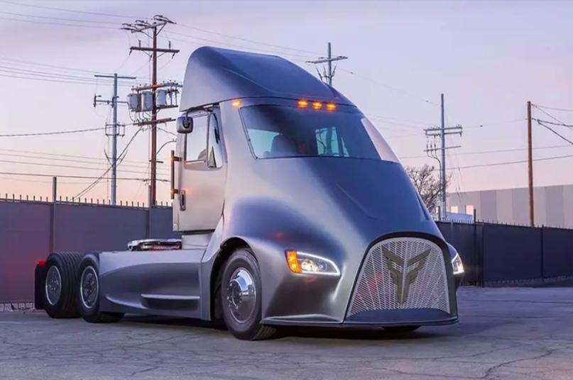 10 самых футуристичных грузовиков, изображение №10