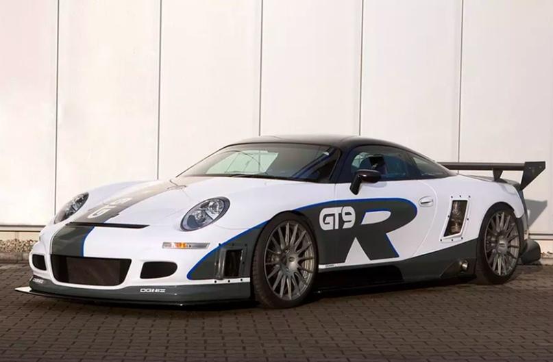 Самые мощные Porsche в мире, изображение №11