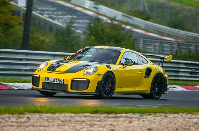 Самые мощные Porsche в мире, изображение №1