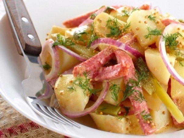 🍴ТОП-10 простейших и вкуснейших рецептов из картофеля, изображение №4
