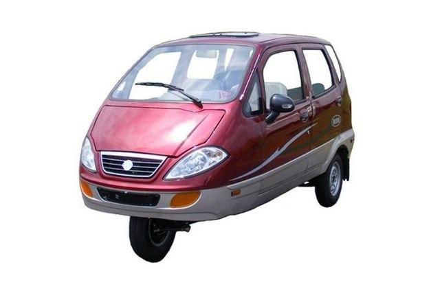 Самые дешевые машины Китая, изображение №3