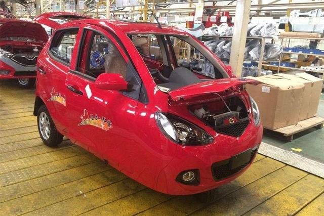 Самые дешевые машины Китая, изображение №4