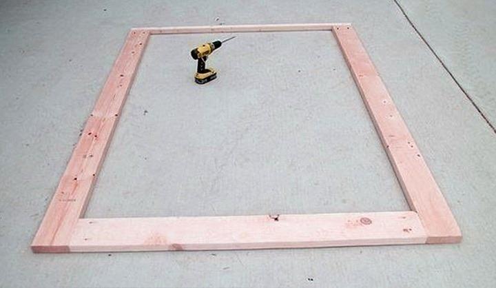 Кровать на подиуме, изображение №2