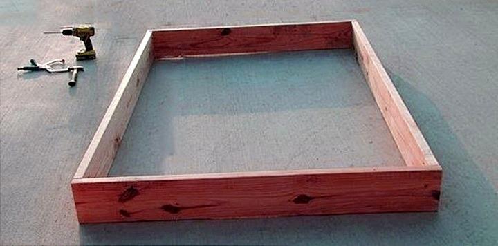 Кровать на подиуме, изображение №3