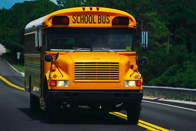 Школьные автобусы разных стран, изображение №3