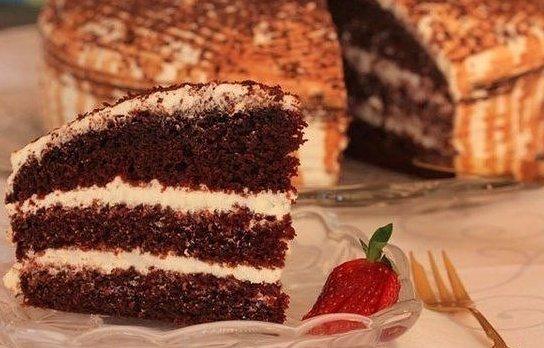 🍴 ТОП-6 рецептов шоколадных тортиков!, изображение №2