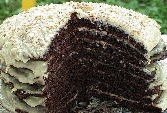 🍴 ТОП-6 рецептов шоколадных тортиков!, изображение №5