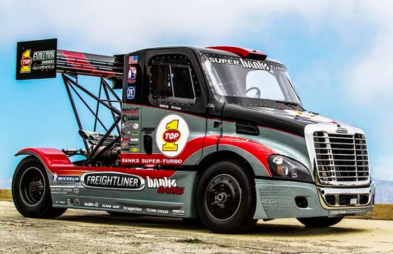 Очень быстрые грузовики, изображение №1