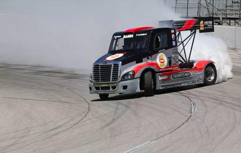 Очень быстрые грузовики, изображение №2