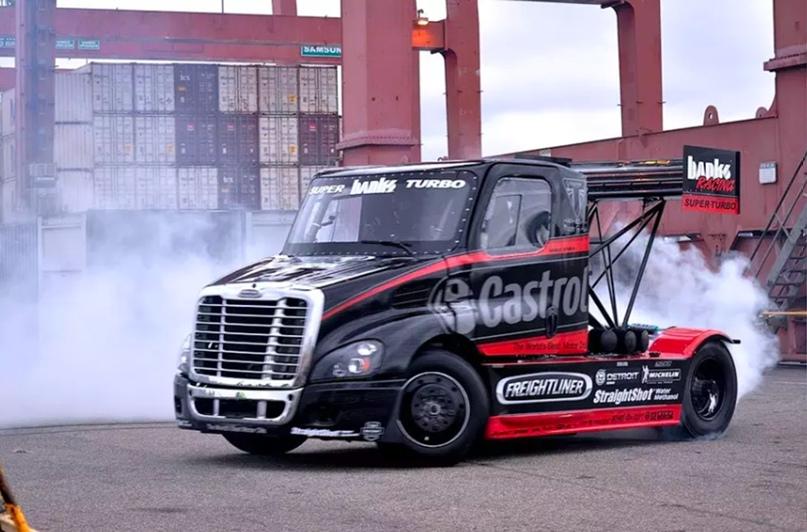 Очень быстрые грузовики, изображение №6