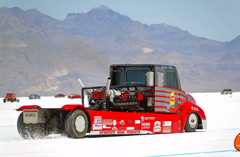 Очень быстрые грузовики, изображение №8