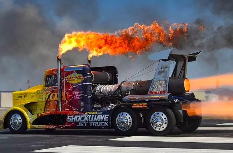 Очень быстрые грузовики, изображение №13