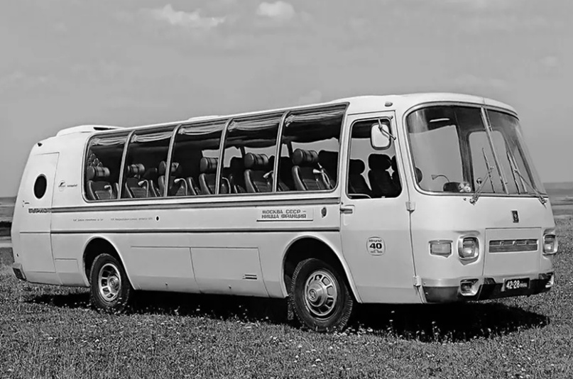 Автобусы, в которые можно влюбиться, изображение №6