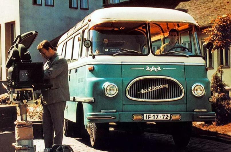 Автобусы, в которые можно влюбиться, изображение №11