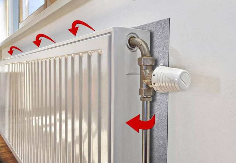 Как увеличить эффективность батареи отопления, изображение №2