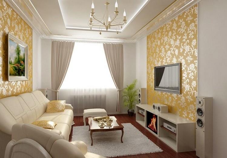 Как визуально увеличить высоту потолка, изображение №4