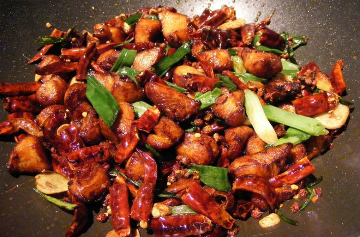 Лучшие рецепты c хрустящей куриной кожицей, изображение №2