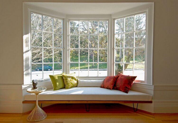 Пластиковые окна для деревянных коттеджей, изображение №6