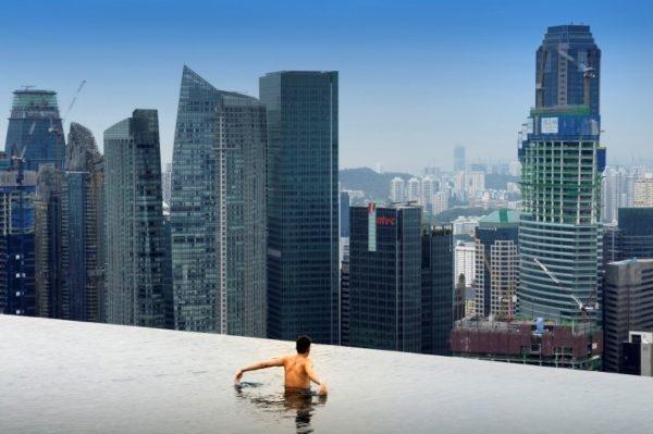 Уникальный отель Marina Bay Sands в Сингапуре., изображение №8