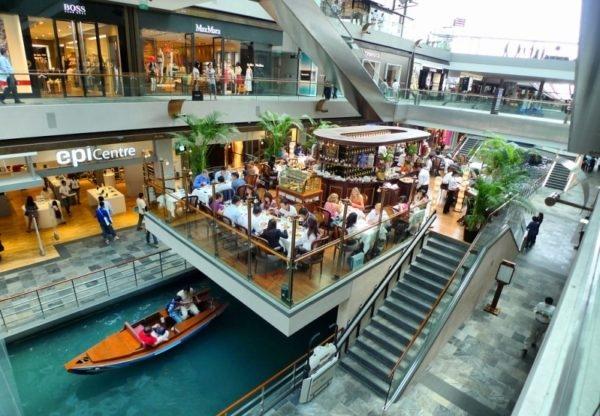 Уникальный отель Marina Bay Sands в Сингапуре., изображение №11