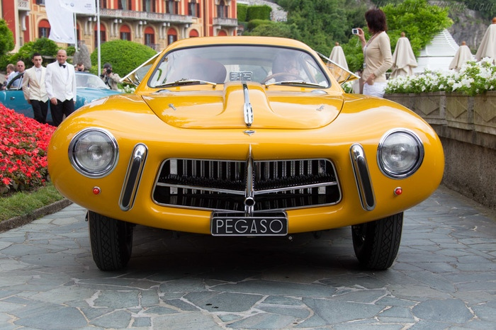 Pegaso Z-102 BS Cupula Berlinetta, изображение №9