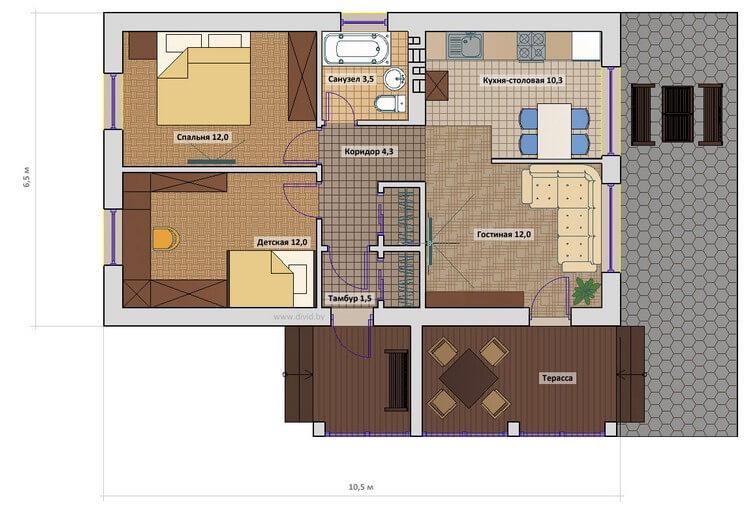 Выбор проекта дома, изображение №8
