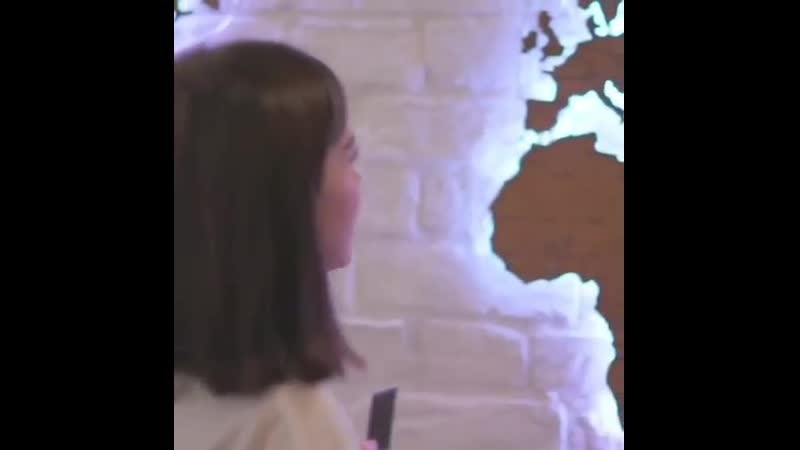 Карта «Ga-den map» в шоу у Регины Тодоренко