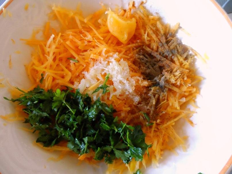 Корейский салат из тыквы, изображение №2