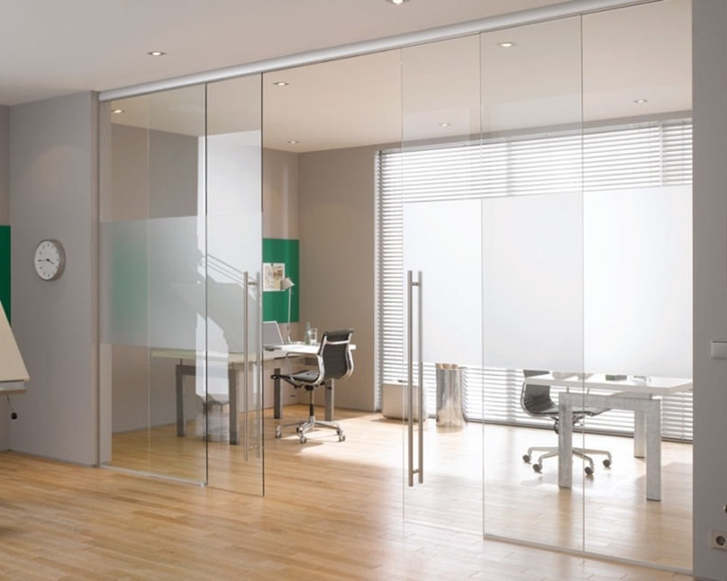 Оптимизируем пространство с помощью стеклянных перегородок, изображение №2