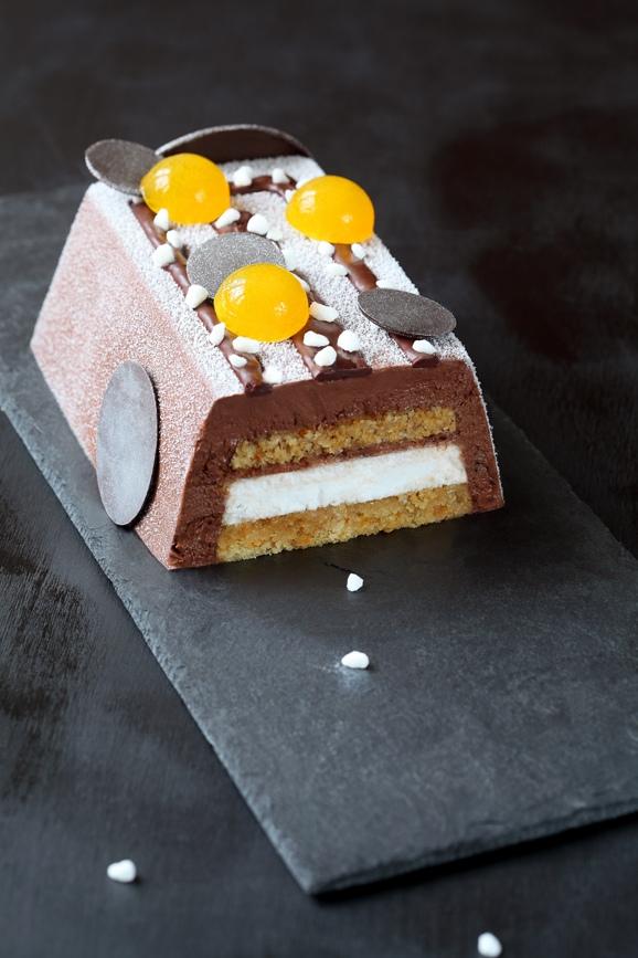 """Веганский торт """"Оранжело"""", изображение №2"""