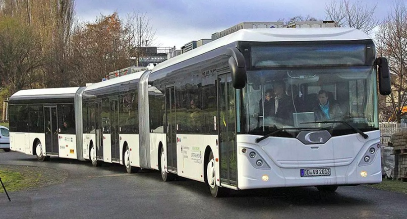 Самые длинные автобусы на Земле, изображение №9