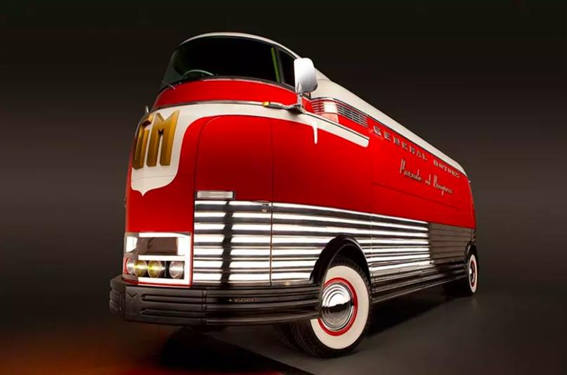 10 самых футуристичных грузовиков, изображение №1
