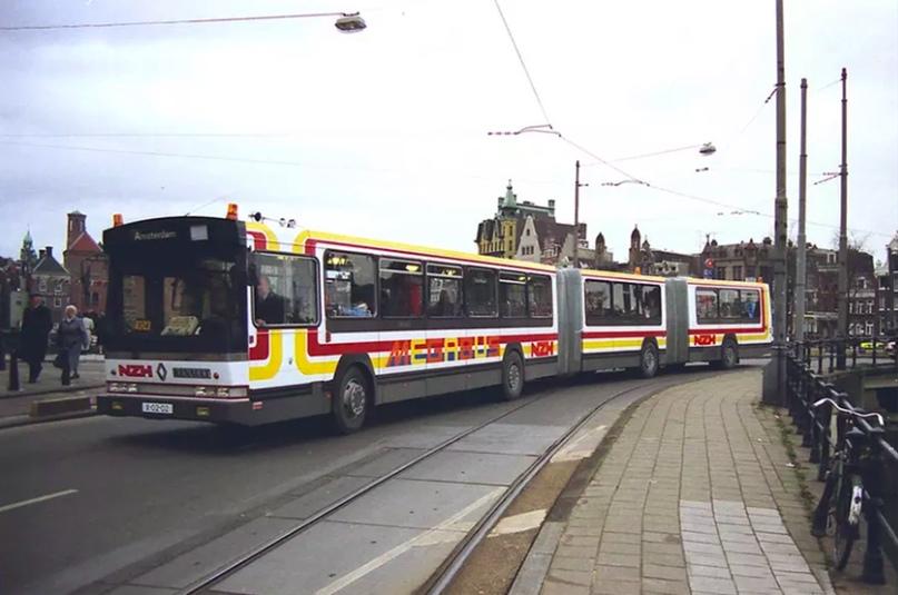 Самые длинные автобусы на Земле, изображение №4
