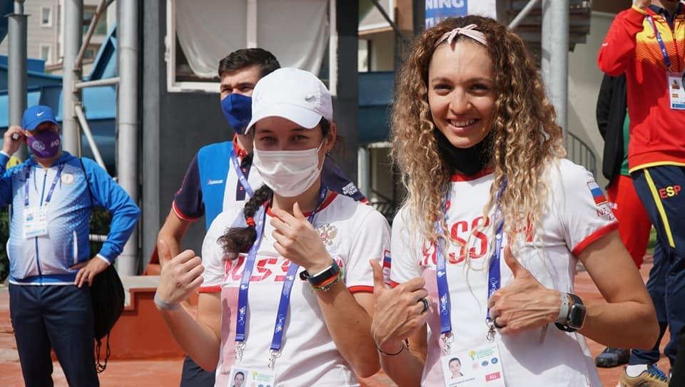 Велосипедистка из Тольятти, Виктория Ширявскова, завоевала серебро на чемпионате Европы