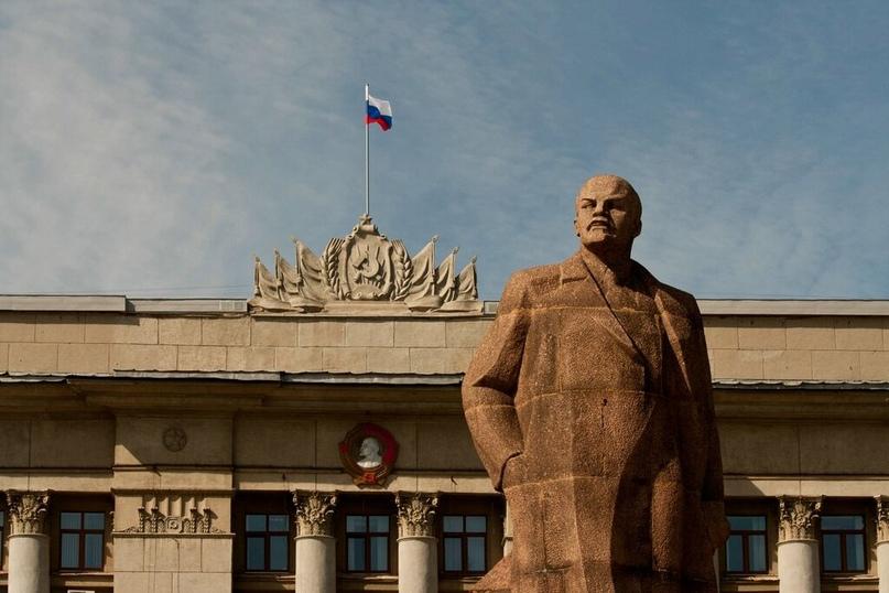 Памятники Ленину в Кирове: существующие и утраченные, изображение №2