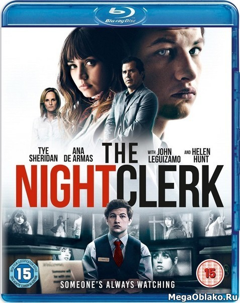 Ночной портье / The Night Clerk (2020/BDRip/HDRip)