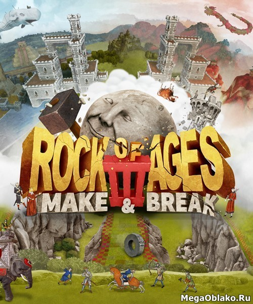 Rock of Ages 3: Make & Break (2020/RUS/ENG/MULTi10/RePack by FitGirl)