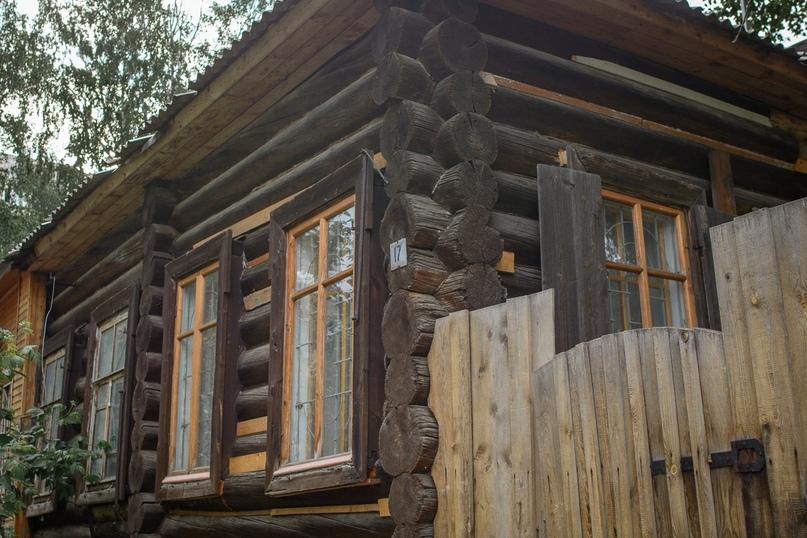 Пять самых старых деревянных домов Кирова, изображение №5